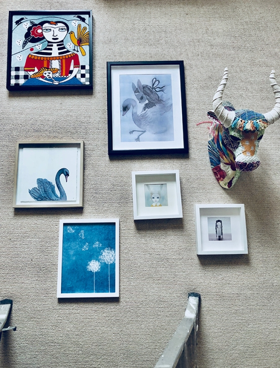 gallery wall 2
